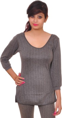 Zotic Quilted Womens Top