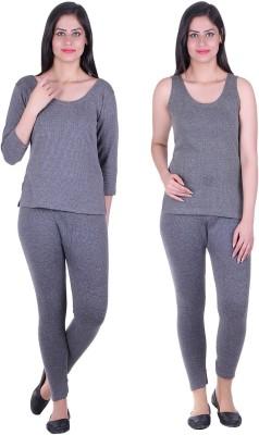 Fashion Line Thermal Womens Top - Pyjama Set