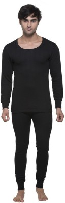 Splash cmb-173-174-blk Men's Top - Pyjama Set