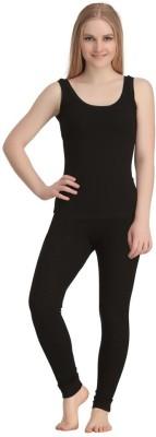 Splash Cmb-169-167-blk Women's Top - Pyjama Set