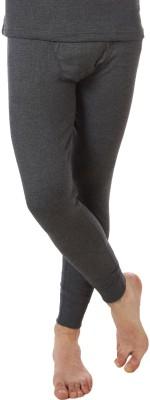 ONN Thermals Black Melange NT 723 Men's Pyjama
