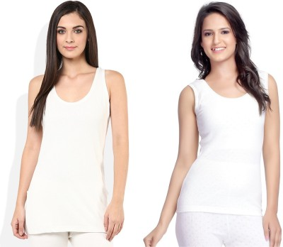 La Melodia Flair and Signature Thermal Pack of 2 Women's Top