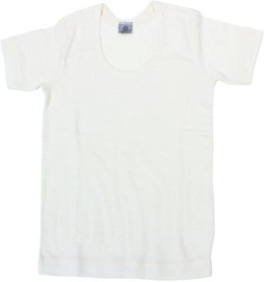 Romano Top For Girls(White)