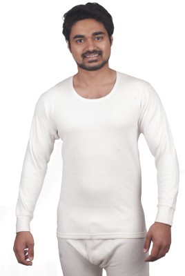Warmzone Cotton - Round Neck Full Sleeves Vest Men's Top