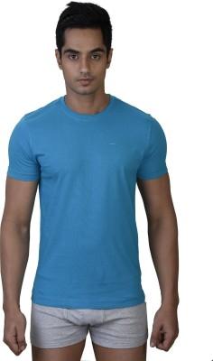 Park Avenue Round Neck Comfort Fit T-Shirt Men's Top