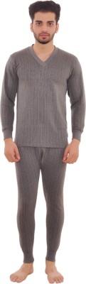 Zotic Quilted Mens Top - Pyjama Set