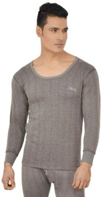 Lux Inferno Charcoal Full Sleeve Mens Top