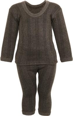 Sakhi Sang Top - Pyjama Set For Boys(Grey)
