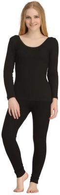 Splash Cmb-168-167-blk Women's Top - Pyjama Set