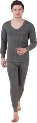HAP Kings Quilted Thermal Men's Top - Pyjama Set