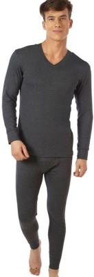Ice Bear Dark Grey Men's Top - Pyjama Set