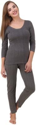 HAP Premium Quilted Thermal Women's Top - Pyjama Set