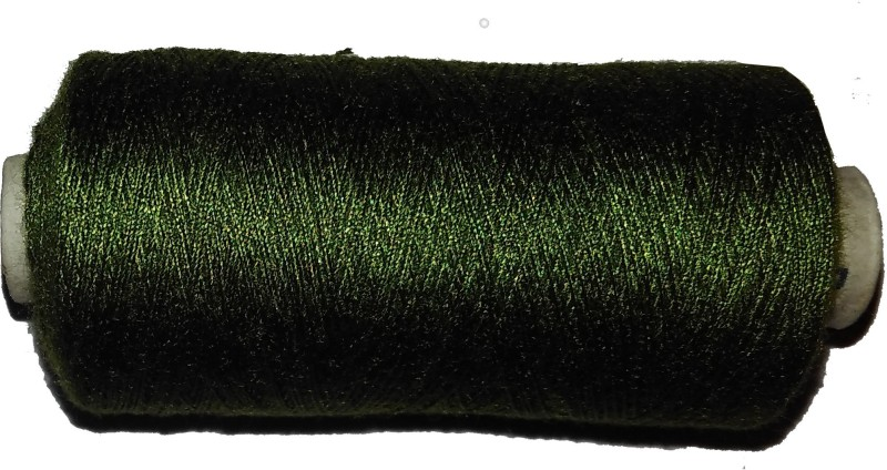 Subbu Tailor's choice Peacock blue Thread(500 m Pack of1)