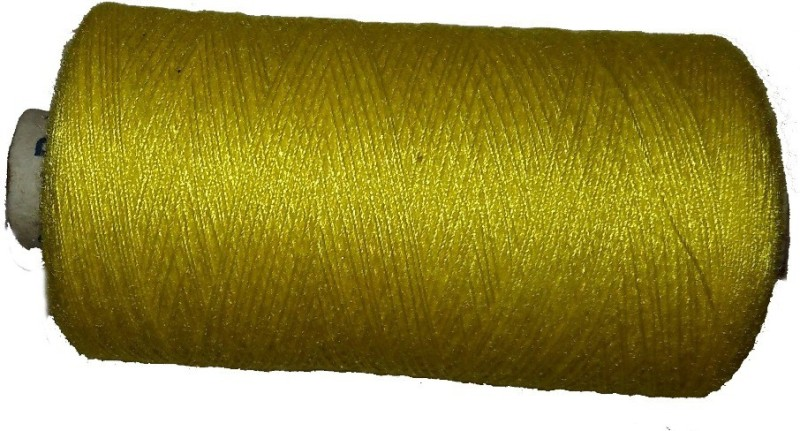 Subbu Tailor's choice Yellow Thread(500 m Pack of1)