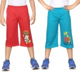 Dongli Three Fourth For Boys (Red Pack o...