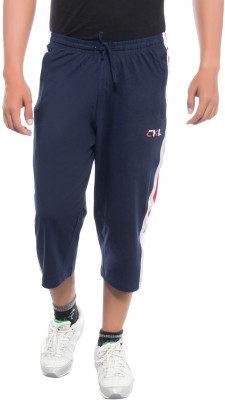CKL Solid Men's Three Fourths