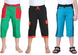 Dongli Three Fourth For Boys (Multicolor...