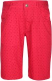 Gini & Jony Three Fourth For Boys (Red P...