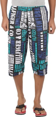 Maks Printed Men's Three Fourths