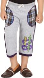 Meril Three Fourth For Boys (Grey)