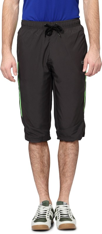Ajile by Pantaloons Solid Men's Three Fourths