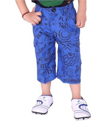 OKS Junior Printed Boy's Three Fourths