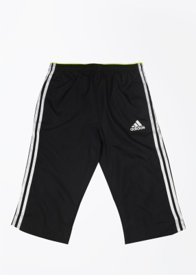 Adidas Solid Boy's Three Fourth