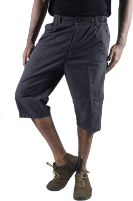 0-Degree Solid Men's Three Fourths