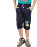 Meril Three Fourth For Boys (Dark Blue P...