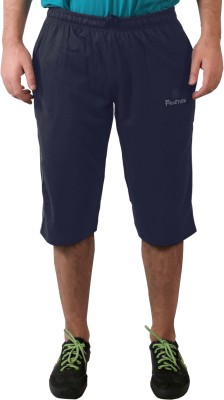Friction Solid Men's Three Fourths