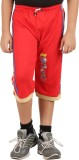 Zippy Three Fourth For Boys (Red Pack of...
