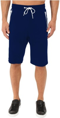 Smart look 7 Solid Men's Three Fourths