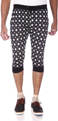 Shootr Printed Men's Three Fourths