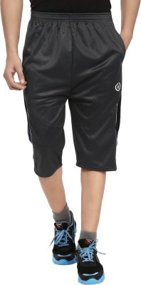 Forever19 Solid Men's Three Fourths