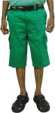 A Flash Three Fourth For Boys (Green Pac...
