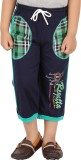 Meril Three Fourth For Boys (Dark Blue)