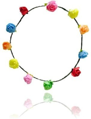 BIMLA Tiara(Multicolor, Pack of 1)