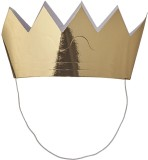 Creative Converting Crown (Gold, Pack of...