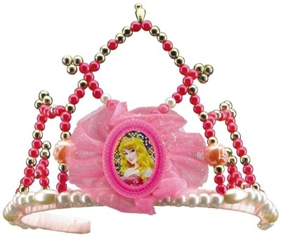 Disguise Costumes Tiara(Pink, Pack of 1)