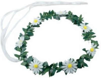 Smartcraft Floral Sunflower-White Tiara