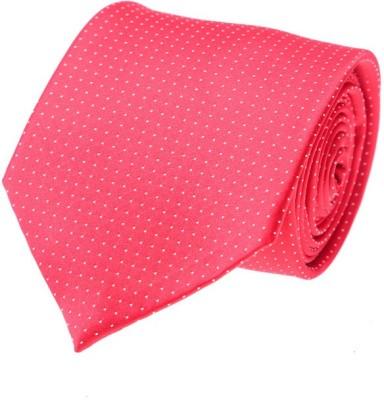 Pacific Gold Month Polka Print Men's Tie