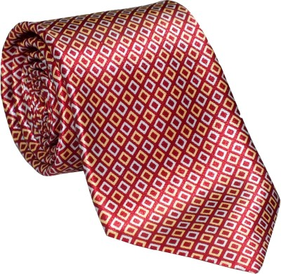 Riverstone Printed Men's Tie