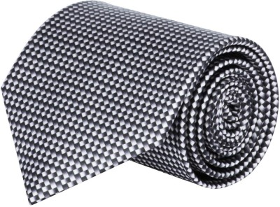 CorpWed Contemporary Delight Embroidered Men's Tie