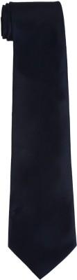 DnH Dnh Men,S Plain Broad Necktie Oxford Blue B309 Solid Men's Tie