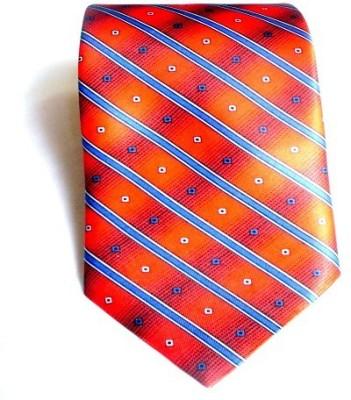 Stag Striped Tie