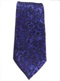 Blacksmithh Purple Floral Weave Classic ...