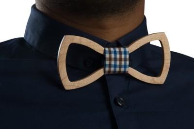 Wood Works Inc. Polka Print Tie
