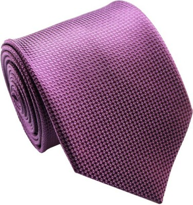 SilkandSatin Self Design Tie