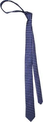 Mpkart Polka Print Tie