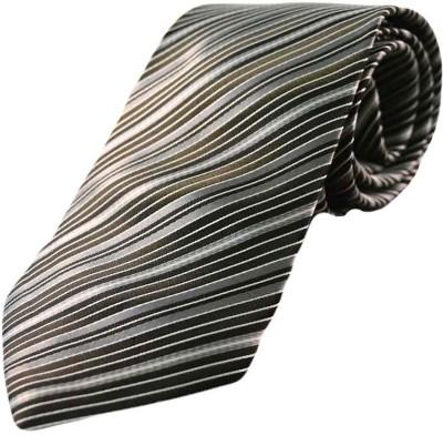 Merastore Striped Men's Tie